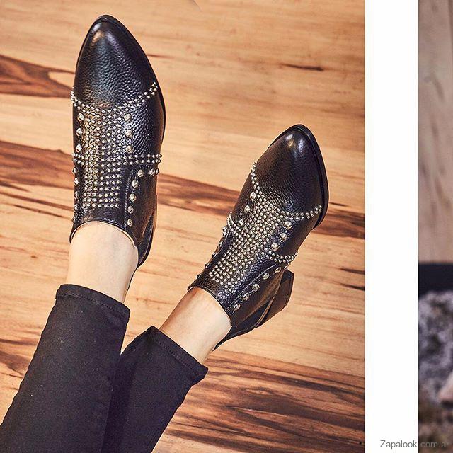 42be0d16eac34 Zapatos y Botitas para mujer invierno 2019 – Margie Franzini Shoes. Margie  Franzini Shoes presento su coleccion otoño ...