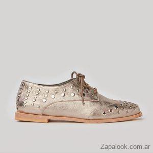zapato-dorado-mujer-invierno-2019-Green-and-Black