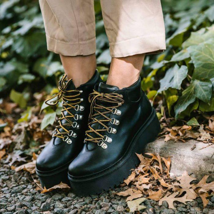 zapatos de montaña invierno 2019 Viento y marea