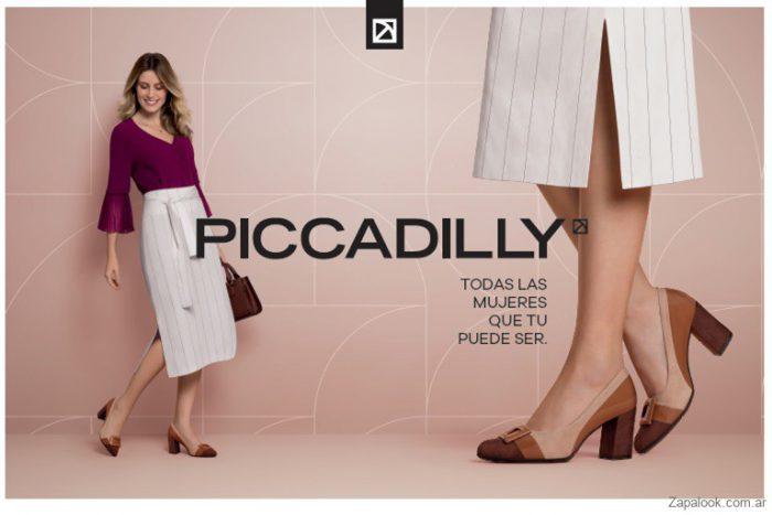 zapatos para señoras invierno 2019 Piccadilly