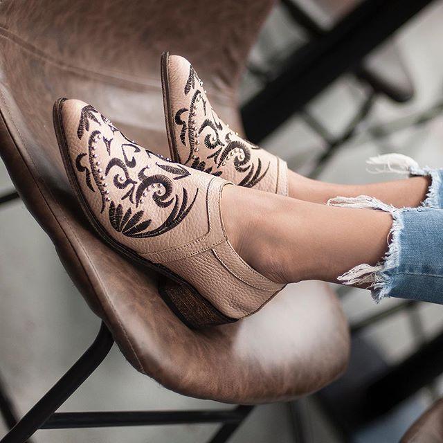 zapatos planos para mujer Laura Constanza invierno 2019
