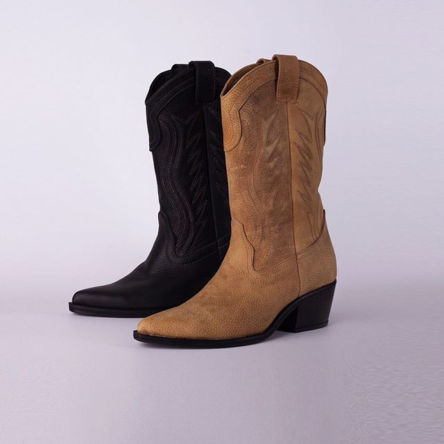 bota texana invierno 2019 New Factory