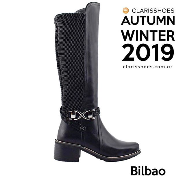 botas de montar invierno 2019 de Claris Shoes