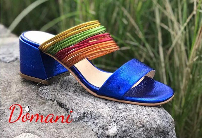 Domani Sandalias multicolor verano 2020