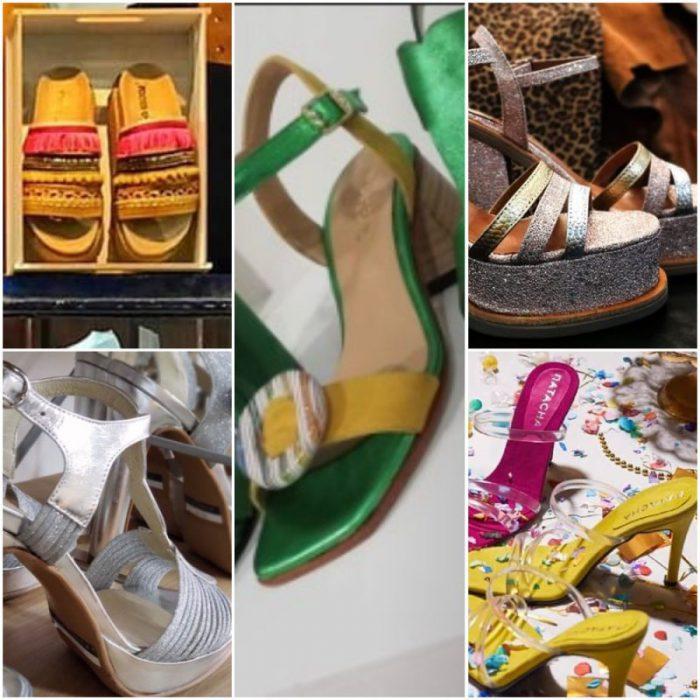 Sandalias y Zapatos Anticipo calzado argentino primavera verano 2020