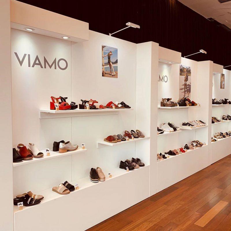 Sandalias y zapatos Viamo Verano 2020 Adelanto coleccion