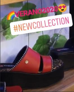 Vemmas zapatos mujer verano 2020 anticipo colecciones