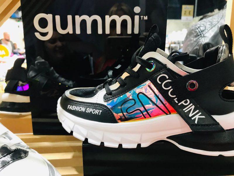 Zapatillas Gummy primavera verano 2020 Anticipo