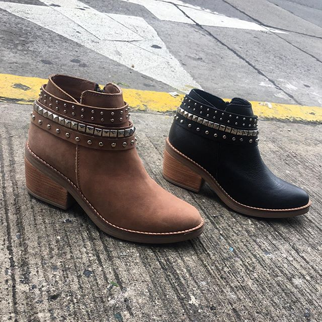 botas con tachas invierno 2019 Calzados Tops