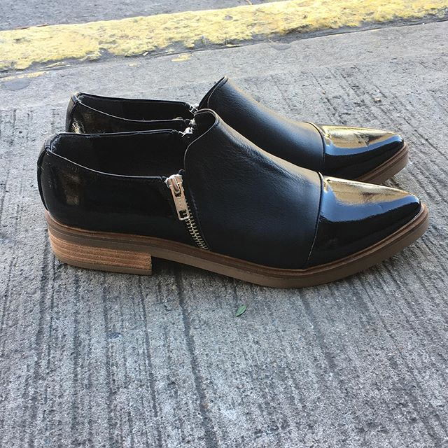 zapatos planos mujer invierno 2019 Calzados Tops