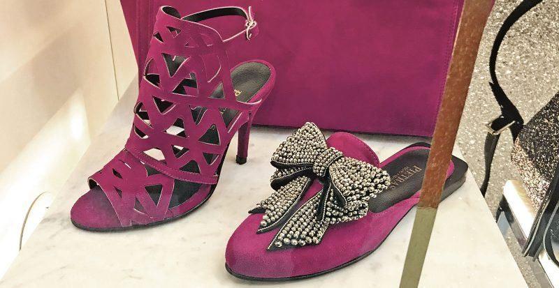 Sandalias y zapatos elegantes verano 2020 Pietras