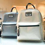 Chiarini - Carteras y mochilas de satén verano 2020