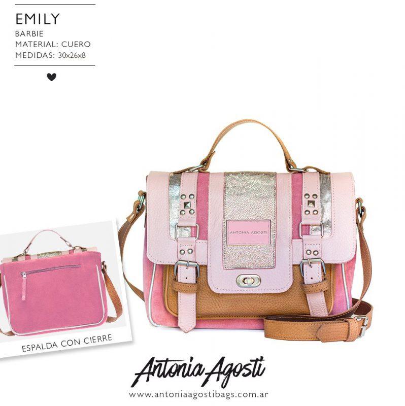 morral tonos rosa primavera verano 2020 Antonia Agosti Bags