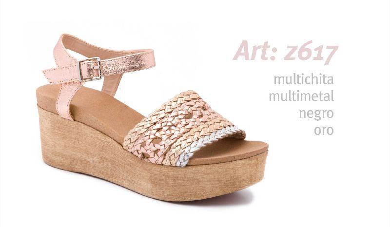 sandalias rosadas primavera verano 2020 Traza