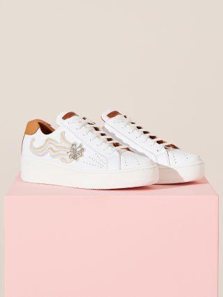 zapatillas blancas mujer verano 2020 Jazmin Chebar