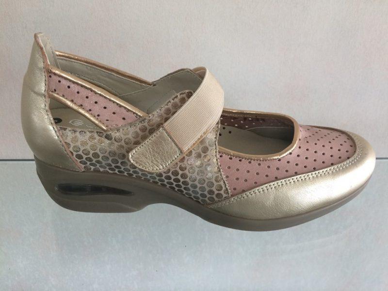 zapatos de mujer metalizados y rosas mujer verano 2020 Circle Urbano