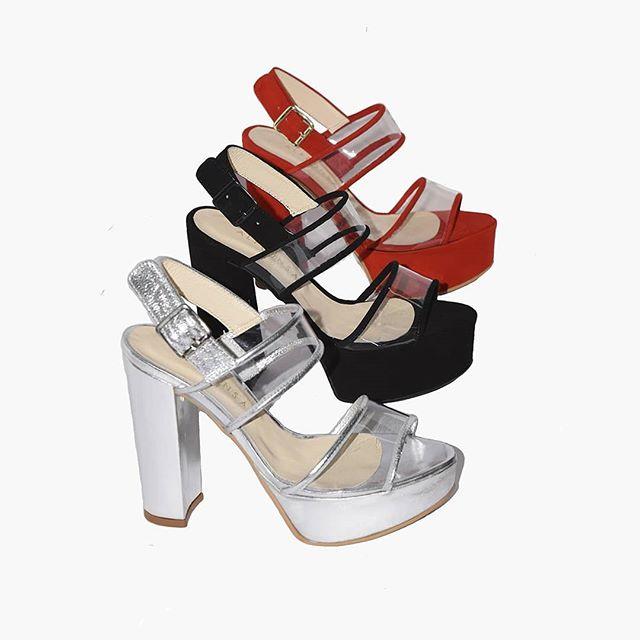Sandalias altas para fiestas verano 2020 Alfonsa