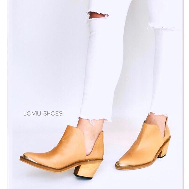botinetas color suela primavera verano 2020 Loviu Shoes