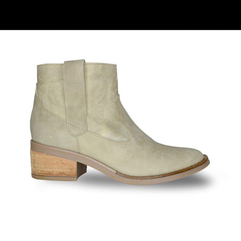 botita arena texana primavera verano 2020 Fiori calzature
