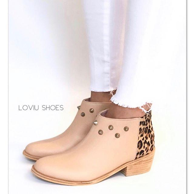 botitas rosa primavera verano 2020 Loviu Shoes