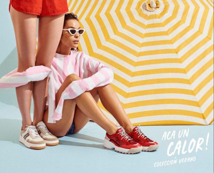 calzado informal verano 2020 DONNE