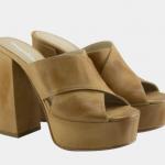 Sandalias de cuero primavera verano 2020 - Maggio Rossetto