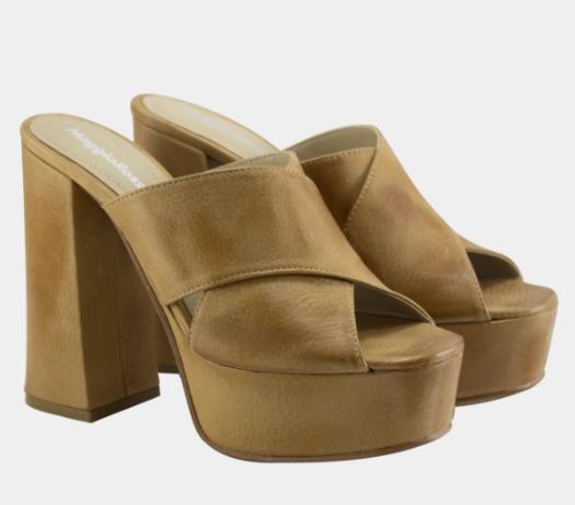 sandalias altas marrones verano 2020 Maggio Rossetto