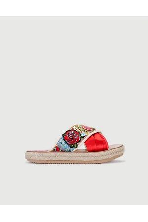 sandalias de yute primavera verano 2020 VIAMO
