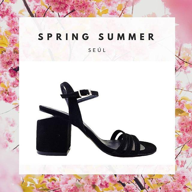 sandalias gamusa negra verano 2020 Micheluzzi