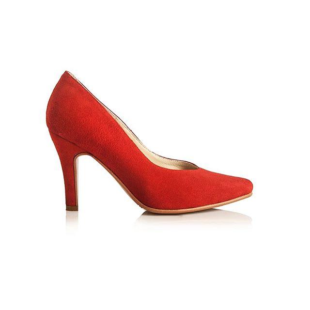 stiletos rojos para fiestas verano 2020 Alfonsa