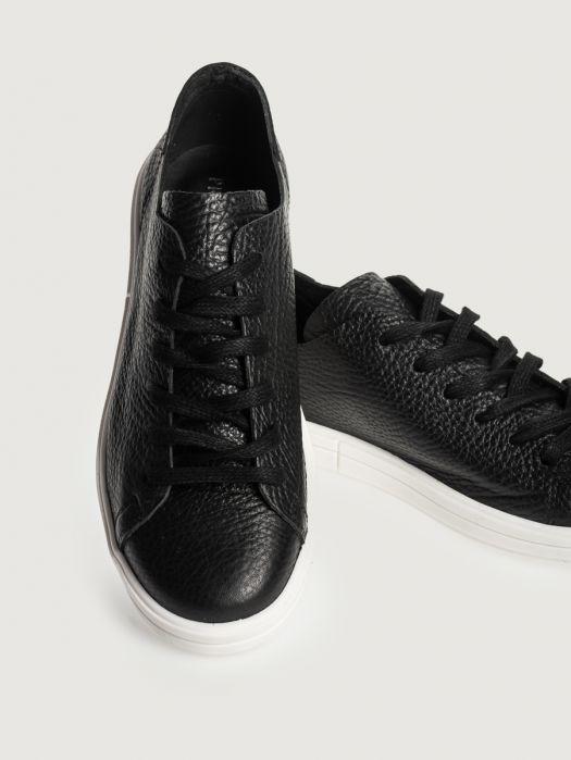 zapatillas de cuero Prune primavera verano 2020