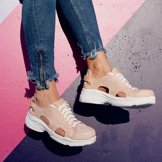 zapatillas rosa mujer verano 2020 Corre Lola