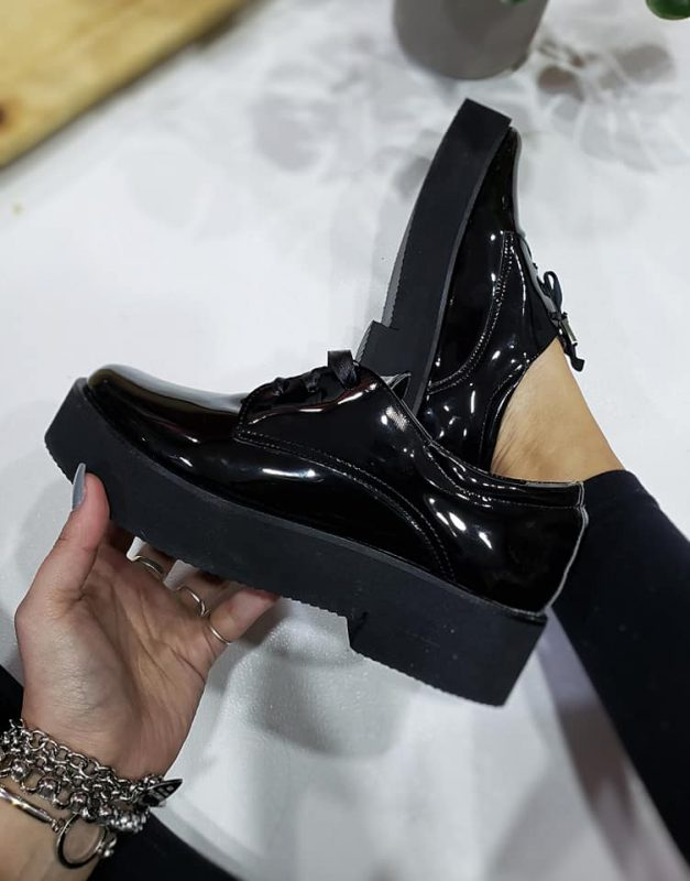 zapatos abotinados mujer primavera verano 2020 Calzados Micaela