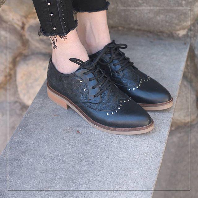zapatos abotinados mujer verano 2020 Lucia Febrero