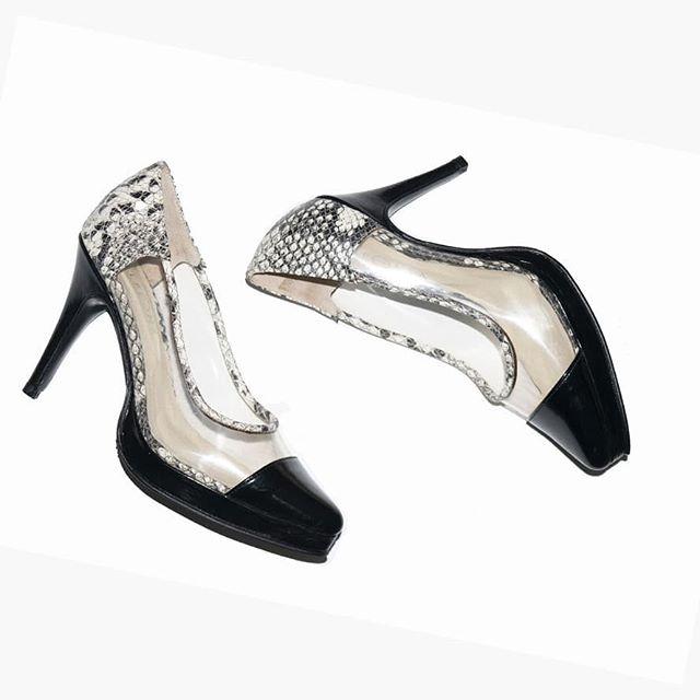 zapatos con transparencias para fiestas verano 2020 Alfonsa
