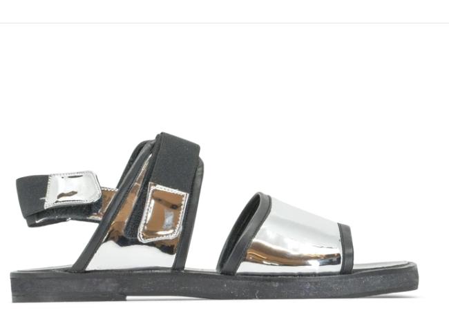 Sandalias metalizadas verano 2020 Chwala