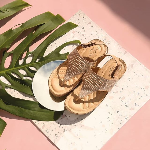 Sandalias urbanas para mujer linea confort verano 2020 Barker