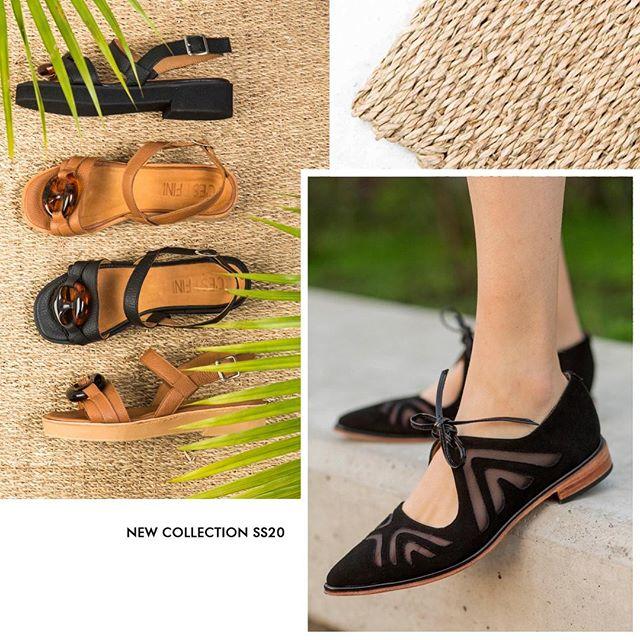 Zapatos y sandalias Cestfini primavera verano 2020