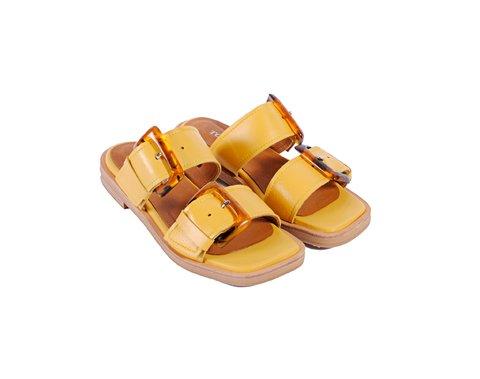 sandalias amarilla verano 2020 Tosone