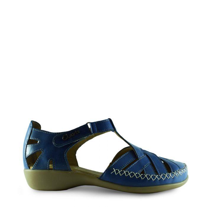 sandalias azules primavera verano 2020 Señoras Claris Shoes