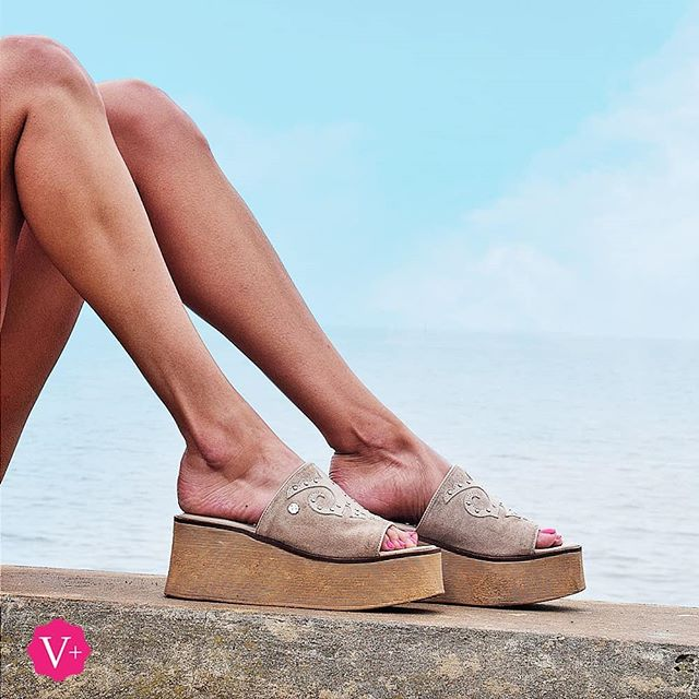 sandalias base de madera verano 2020 Calzado Vemmas