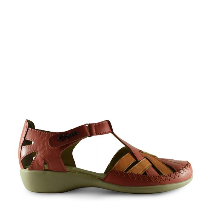 sandalias fucsia primavera verano 2020 Señoras Claris Shoes