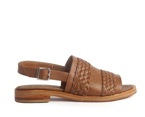 sandalias marrones Cestfini primavera verano 2020
