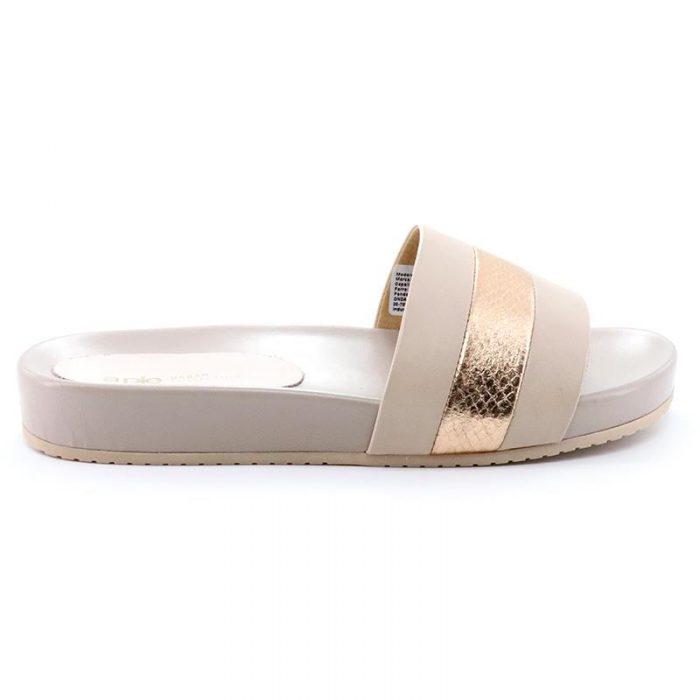 sandalias planas verano 2020 A Pie