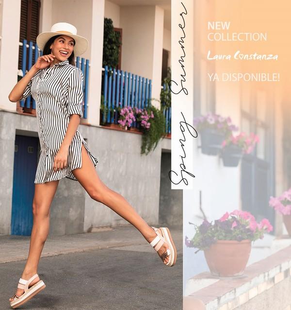 sandalias primavera verano 2020 Laura Constanza
