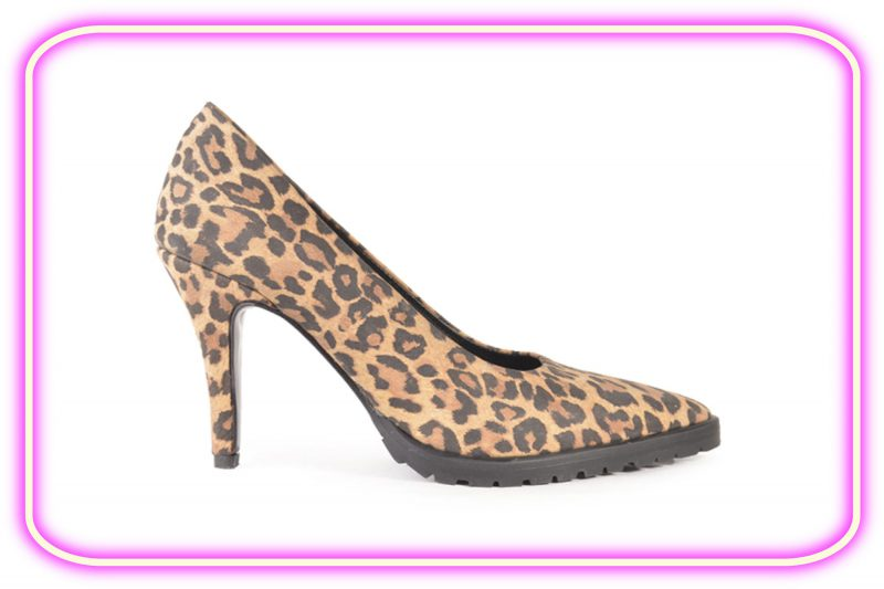 stiletto animal print ferraro primavera verano 2020
