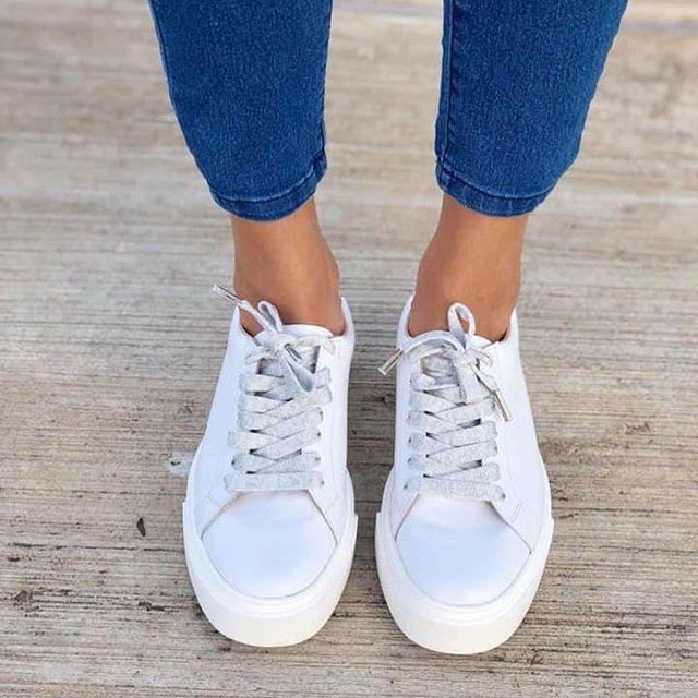 zapatillas blancas mujer verano 2020 Pamuk Shoes
