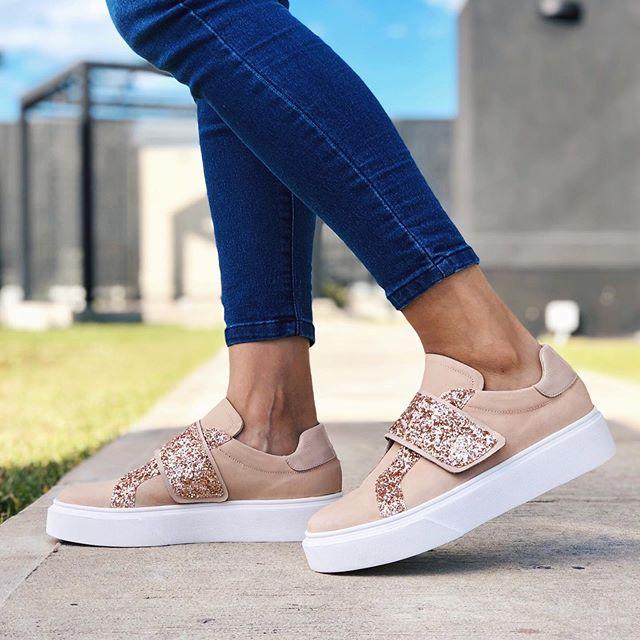 zapatillas con glitter verano 2020 Pamuk Shoes