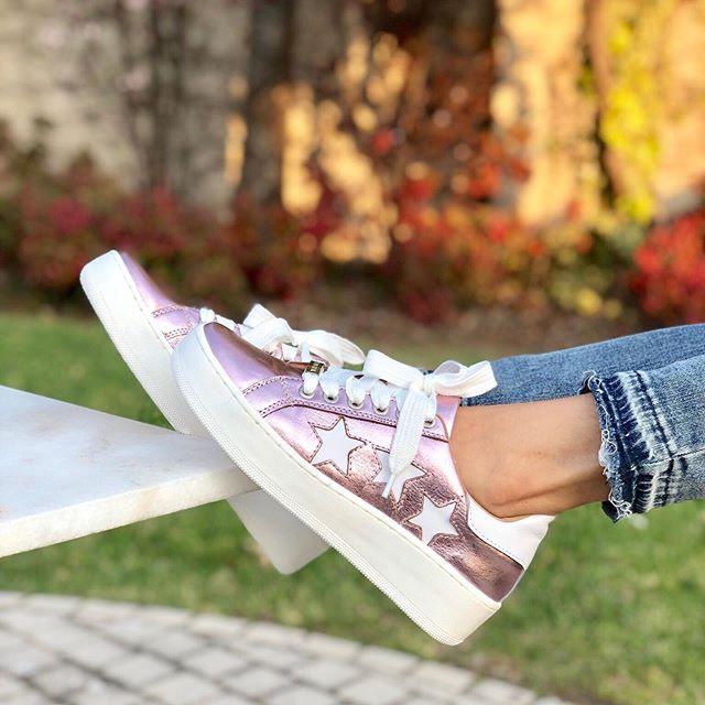 zapatillas metalizadas verano 2020 Pamuk Shoes