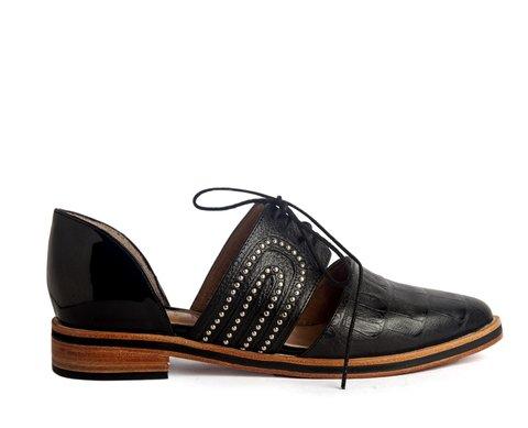 zapato acordonado mujer Cestfini primavera verano 2020